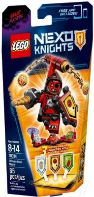 Конструктор Lego Nexo Knights Укротитель – Абсолютная сила (70334)