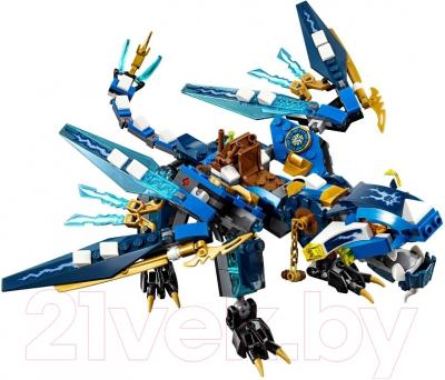 Конструктор Lego Ninjago Дракон Джея (70602)