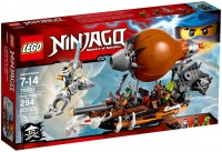Конструктор Lego Ninjago Дирижабль-штурмовик (70603) -