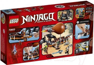 Конструктор Lego Ninjago Дирижабль-штурмовик (70603)
