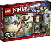 Конструктор Lego Ninjago Остров тигриных вдов (70604) -