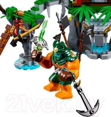 Конструктор Lego Ninjago Остров тигриных вдов (70604)