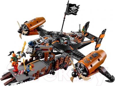 Конструктор Lego Ninjago Цитадель несчастий (70605)