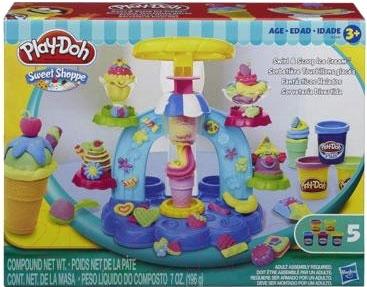 Набор для лепки Hasbro Play-Doh Фабрика мороженого (B0306)
