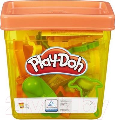 Набор для лепки Hasbro Play-Doh Контейнер с инструментами (B1157)