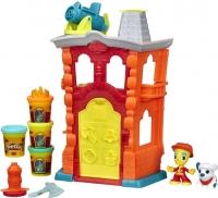Набор для лепки Hasbro Play-Doh Пожарная станция (B3415) -