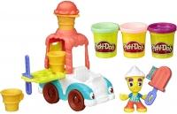 Набор для лепки Hasbro Play-Doh Грузовичок с мороженым (B3417) -