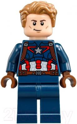 Конструктор Lego Super Heroes Преследование Черной Пантеры (76047)