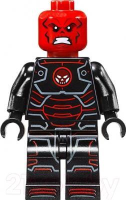 Конструктор Lego Super Heroes Похищение Капитана Америка (76048)