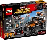 Конструктор Lego Super Heroes Опасное ограбление (76050) -