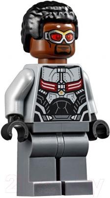Конструктор Lego Super Heroes Опасное ограбление (76050)