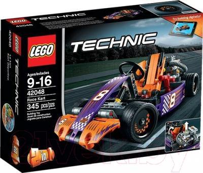 Конструктор Lego Technic Гоночный карт (42048)