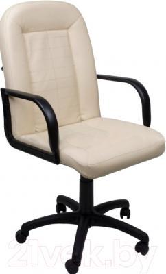 Кресло офисное Новый Стиль Mustang (ECO-07, бежевый)