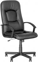 Кресло офисное Nowy Styl Omega (Eco-30/черный) -