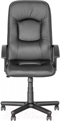 Кресло офисное Новый Стиль Omega (Eco-30/черный)