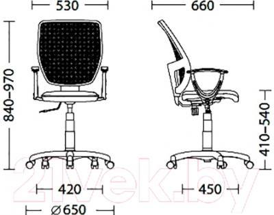 Кресло офисное Новый Стиль Betta GTP (OH/5, ZT-24)