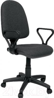 Кресло офисное Новый Стиль Prestige GTP New C-38 (серый)