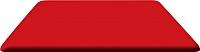 Столешница Werzalit 328 Dunkelrot Infinity (120x80) -