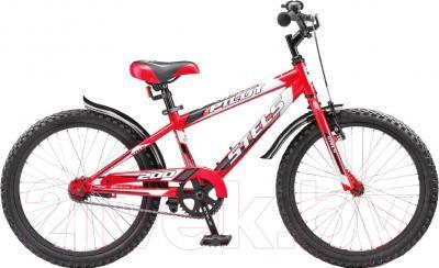 Детский велосипед Stels Pilot 200 Gent 2016 (красный/черный/белый)