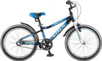 Детский велосипед Stels Pilot 220 Gent 2016 (черный/синий/белый) -