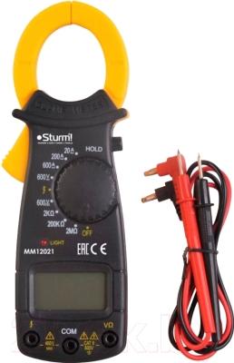 Мультиметр цифровой Sturm! MM12021