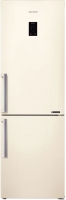 Холодильник с морозильником Samsung RB33J3301EF/WT -