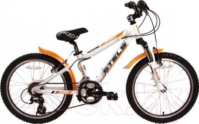 Детский велосипед Stels Pilot 240 Gent 2015 (белый/оранжевый/черный)
