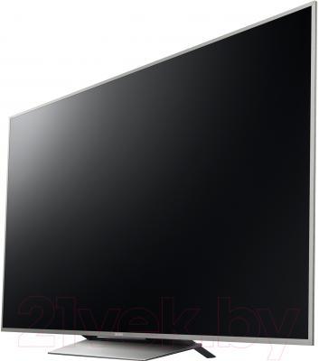 Телевизор Sony KD-55XD8577 (серебристый)