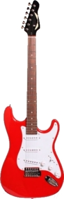 Электрогитара Mingde EGT-100 (красный)