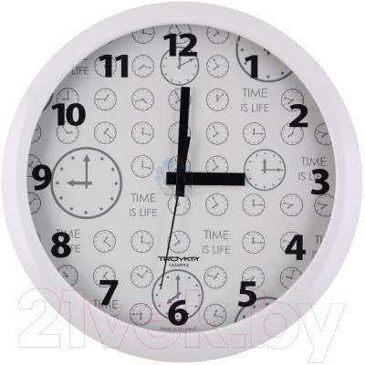 Настенные часы Тройка 11110116