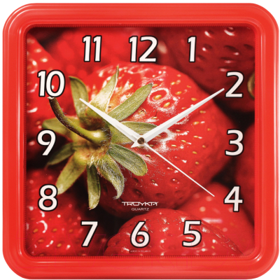 Настенные часы Тройка 81830846