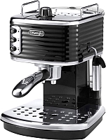 Кофеварка эспрессо DeLonghi Scultura ECZ 351.BK -