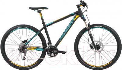 Велосипед Format 1213 27.5 (L, черный матовый)