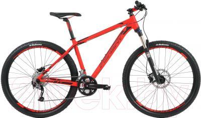 Велосипед Format 1214 27.5 (XL, красный матовый)