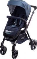 Детская универсальная коляска Babyhit Cube (Linen Blue) -