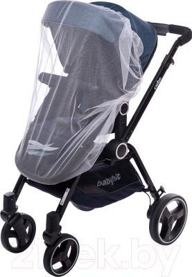 Детская универсальная коляска Babyhit Cube (Linen Blue)
