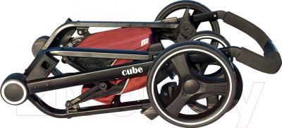 Детская универсальная коляска Babyhit Cube (Linen Red)