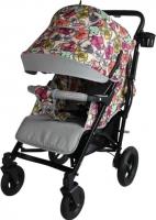 Детская прогулочная коляска Babyhit Drive (Flower) -