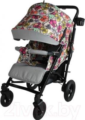 Детская прогулочная коляска Babyhit Drive (Flower)