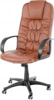 Кресло офисное Calviano Boss (коричневый) -