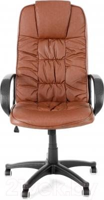 Кресло офисное Calviano Boss (коричневый)