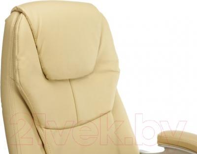 Кресло офисное Calviano Thornet (кремовый)