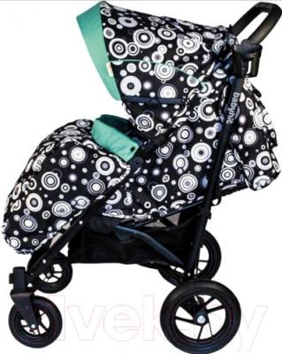 Детская универсальная коляска Babyhit Drive 2 (Black-Green)