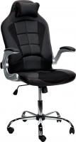 Кресло офисное Calviano Sport (черный) -