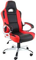 Кресло офисное Calviano Racer (черный/красный) -