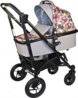 Детская универсальная коляска Babyhit Drive 2 (Flower) -