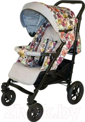 Детская универсальная коляска Babyhit Drive 2 (Flower)