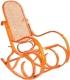 Кресло-качалка Calviano Relax M195 (ротанг) -