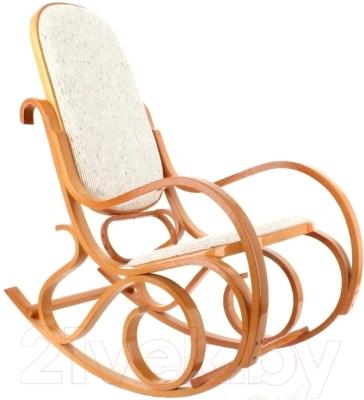 Кресло-качалка Calviano Relax M192 (вельвет)