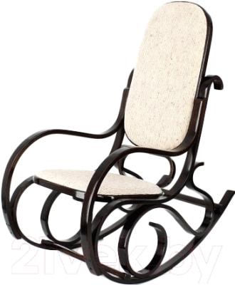 Кресло-качалка Calviano Relax M193 (вельвет)